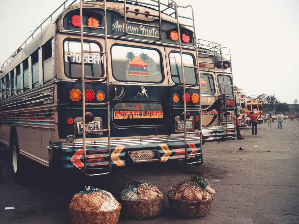 Guatemala-Chicken-Bus