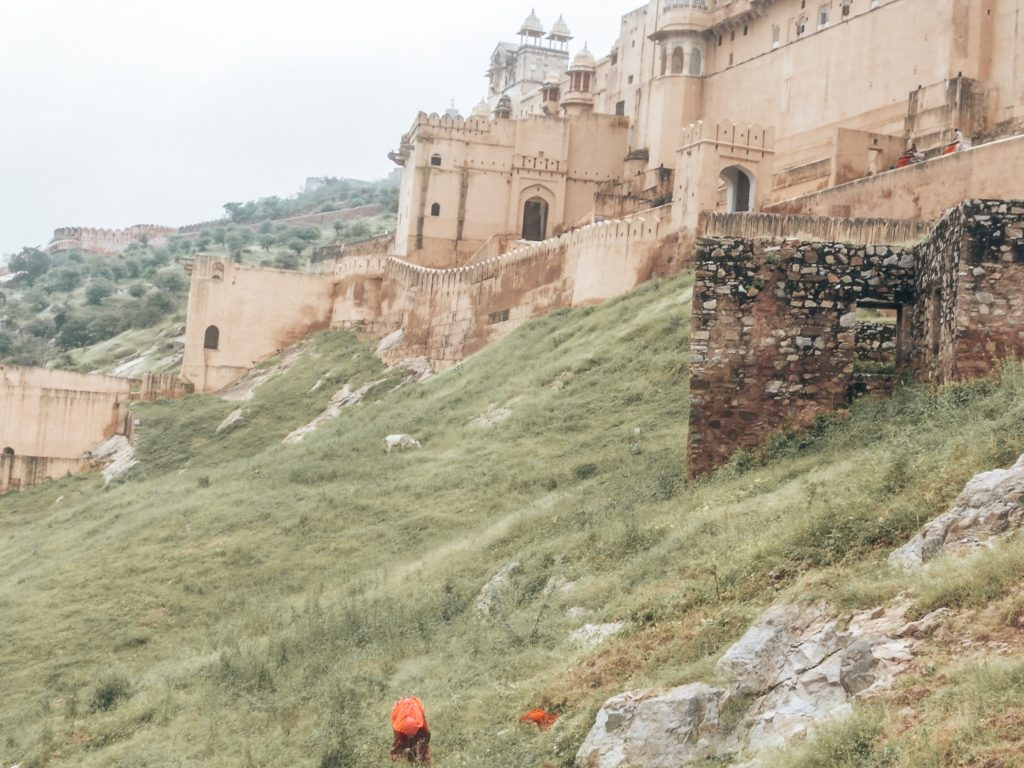 jaipur-indien-amber-fort