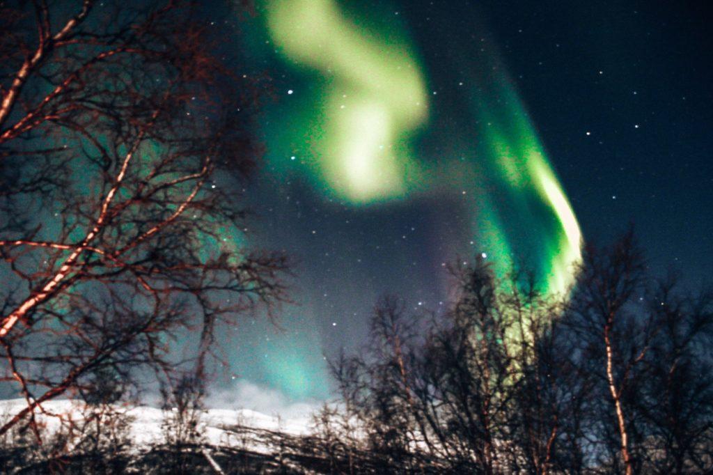 nordlichter-lappland
