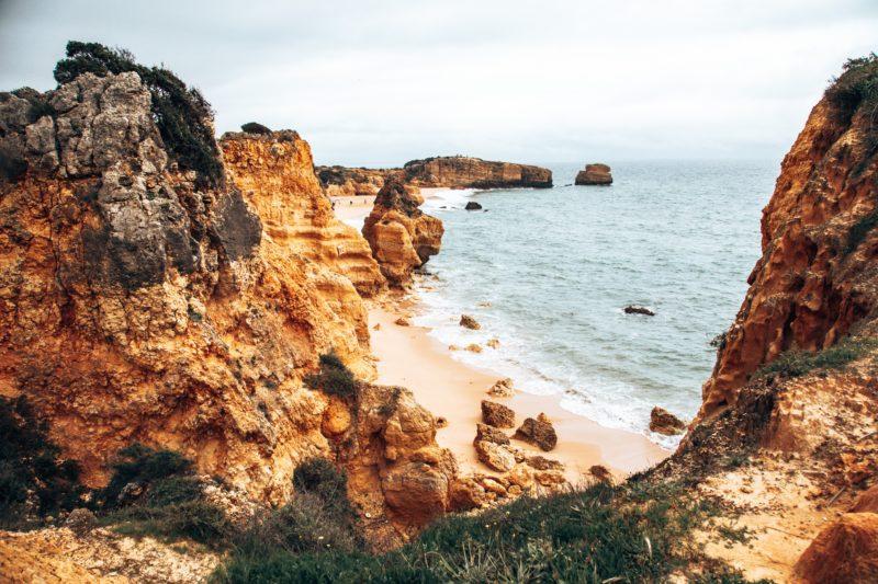 praia-sao-rafael-algarve